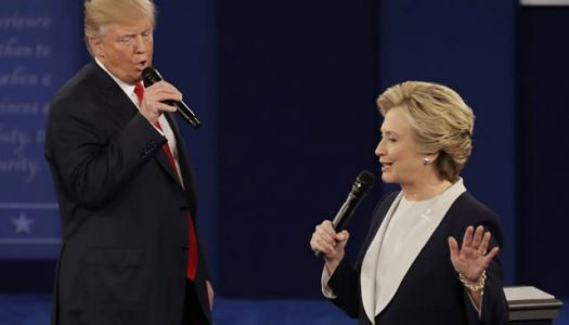 EDM Stars Throw Down Over Second Presidential Debate