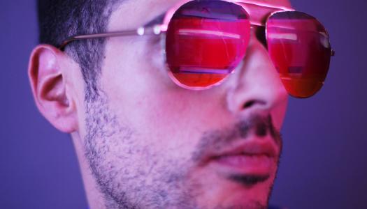 "Solarrio's Mesmerizing New Video ""Drops"""
