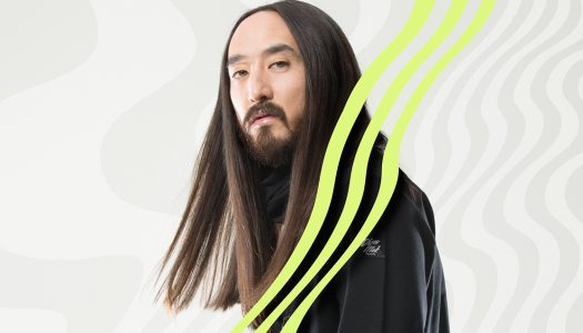 "Steve Aoki Gives Back with ""Save the Brain"" Apparel"