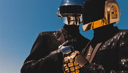 Mysterious Website Might Reveal Daft Punk 2017 Tour