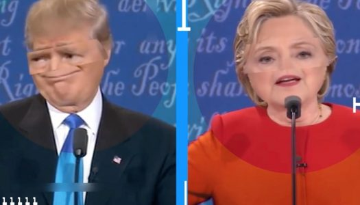 Aphex Twin Takes a Stab at Trump & Clinton in Bizarre New Video