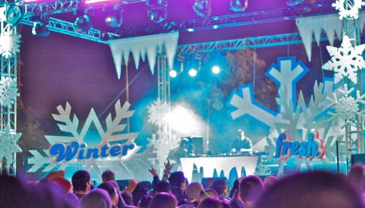 WInterFresh Music Festival Announces Lineup