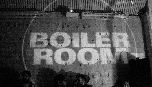 Boiler Room Is Working on a Live VR Venue