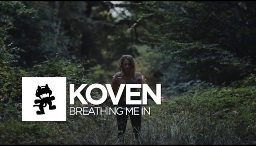 "Monstercat Releases Official Video for Koven's ""Breathing Me In"""
