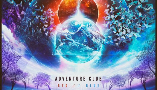 "Adventure Club Releases ""Firestorm"" From Debut Album Red//Blue"