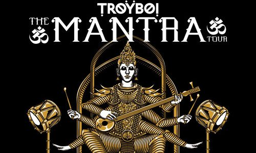 TroyBoi Releases Phase Two Dates For Mantra Tour