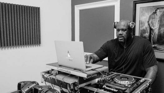 Listen to Shaq's Brand New Trap Anthem as DJ Diesel