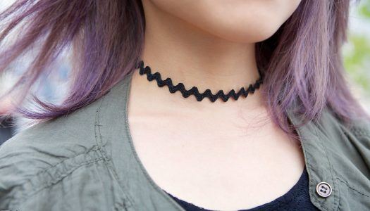 This Season's Trend to Try: Chokers