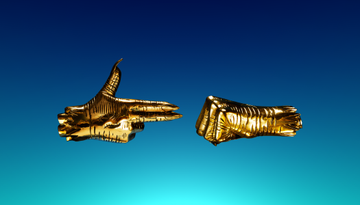 Run The Jewels Drop 'RTJ3' Weeks In Advance