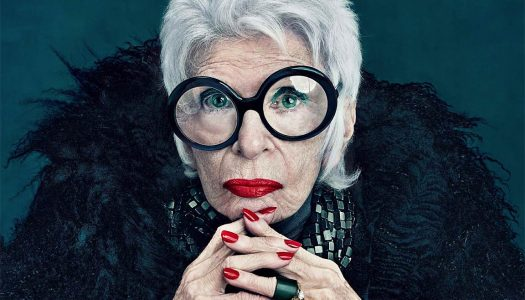 Happy Socks Releases Kooky Collection with Iris Apfel