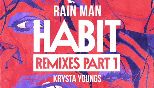 "Dim Mak Exposes Rain Man's ""Habit"" with a Remix Package"