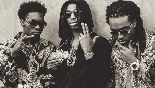 "Migos Drop Third Single off of Forthcoming 'Culture' Album, ""T-Shirt"""