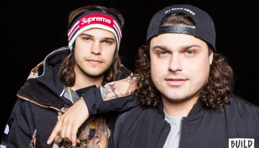 DVBBS Featured in Most Awkward Interview Ever