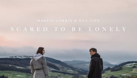 "Martin Garrix Releases New Single With Dua Lipa, ""Scared To Be Lonely"""