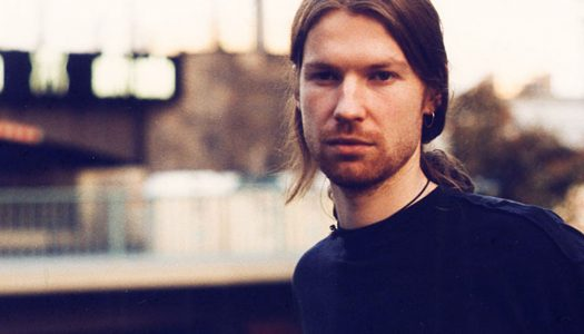 Aphex Twin Debuts a Brand New Track