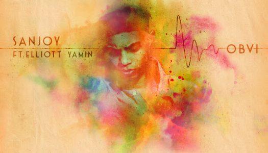 "Sanjoy And Elliott Yamin Kick Off 2017 With ""Obvi"""