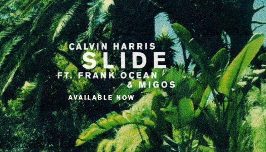 "Frank Ocean, Calvin Harris and Migos Release New Song ""Slide"""