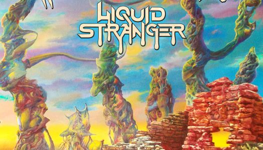 Liquid Stranger Releases 'Weird & Wonderful' EP