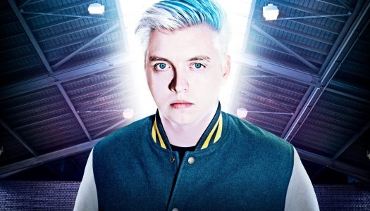 "Flux Pavilion Announces ""AROUND THE WORLD IN 80 RAVES"" World Tour"