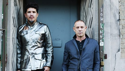 Thievery Corporation Drop Album 'The Temple Of I & I'