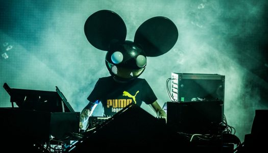 Deadmau5 Got Married Over the Weekend [Photos]