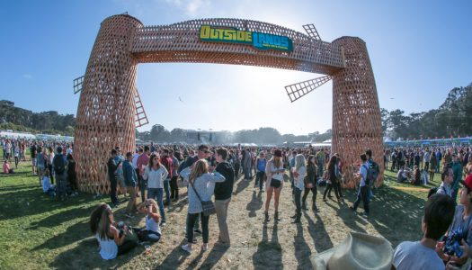 Outside Lands Unleashes 2017 Lineup Ft. Metallica, Gorillaz & More