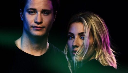 "Kygo and Ellie Goulding Get Together for The ""First Time"""
