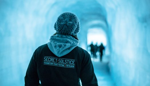 Ministry of Sound Presents World's Only Glacier Party