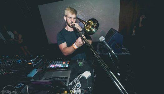 "Alexander Lewis Drops Trombone Flip of ""Chargé"" [Free Download]"