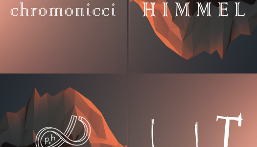 """Himmel and chromonicci. Get """"Lit"""" on Phuture Collective"""