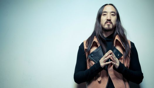 "Steve Aoki Shows off $100K Sneaker Collection And ""Aoki's Playhouse"""