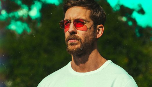 Is Calvin Harris About to Drop the Ultimate Summer Hip-Hop Album?