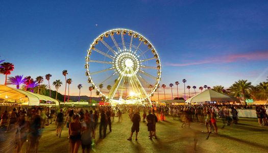 Coachella to Use Aerial Drones in Attempt to Prevent Mass Shooting Risks