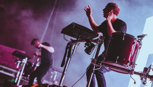 ODESZA Debuts Trap Song at Red Rocks [VIDEO]