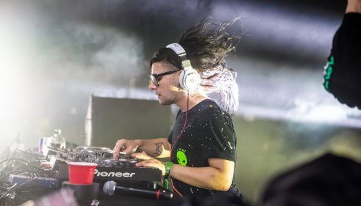 "Watch Skrillex Drop a Surprise Remix of Kendrick Lamar's ""Humble"""
