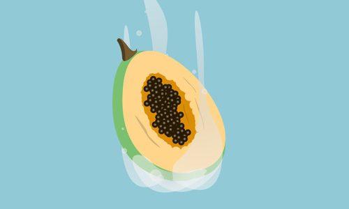 """iamu – """"Papaya"""""""
