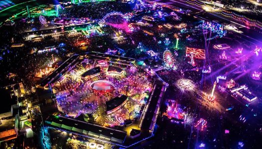 EDC's Corona Electric Beach Stage Announces Headliners