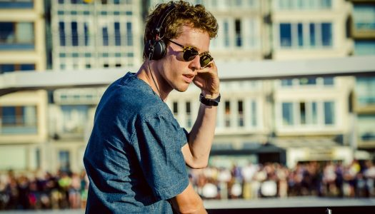 "Lost Frequencies Drops ""Here With You"" Feat. Netsky [Exclusive Interview]"