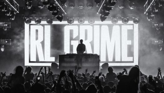 The Tracklist for RL Grime's Halloween VII Mix is Here
