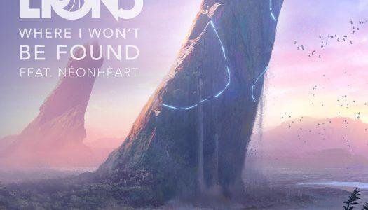 "Seven Lions – ""Where I Won't Be Found"" (ft. NÉONHÈART)"