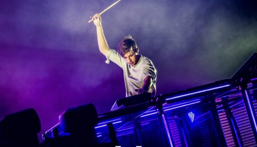 Flume Teases New Music [VIDEO]