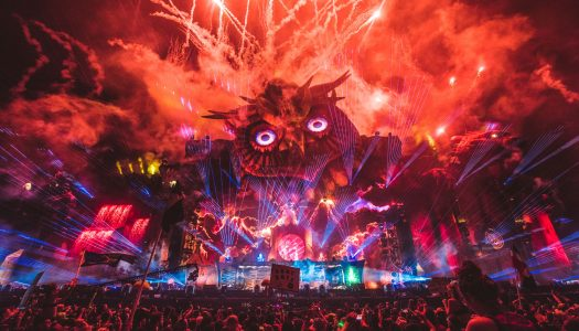 Insomniac Events Reveals Official Artwork, Production Details, and Ticketing Information For EDC Orlando 2017