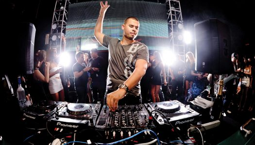 Afrojack to Perform 8 Record-Breaking Shows at Tomorrowland
