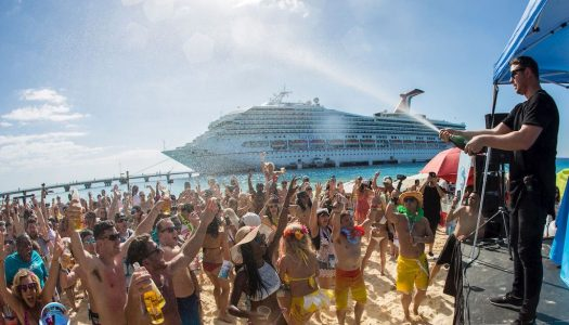 Groove Cruise 2017 Announces Phase One Lineup