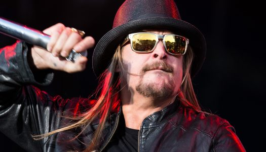 Kid Rock Announces Candidacy for U.S. Senate