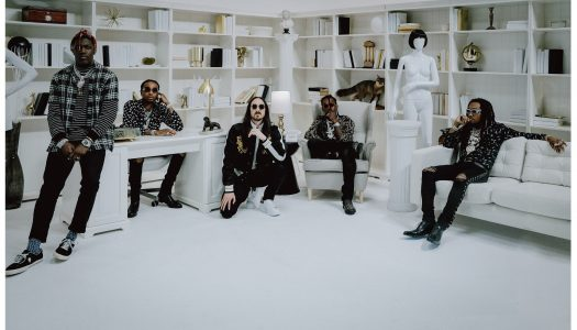 "Steve Aoki Drops New Music Video for ""Night Call"" ft. Migos & Lil Yachty"