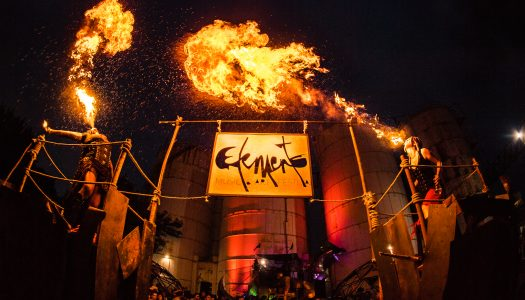 Elements Music & Arts Festival Brings Back '90s Rave Vibes [Event Review]