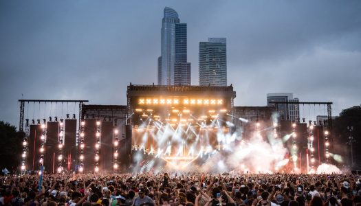 Breaking: Lollapalooza Evacuating Due to Severe Weather Warning