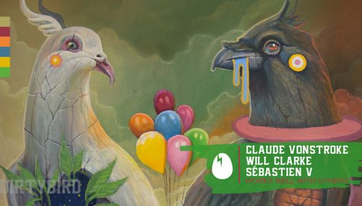Claude VonStroke Releases New EP With Will Clarke And Sebastien V