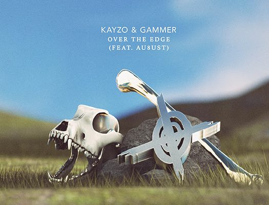 "Kayzo & Gammer (ft. AU8UST) - ""Over The Edge"""
